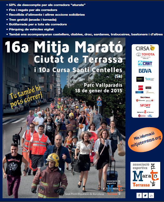 Mitja Marató 2015