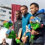Mourad El Bannouri guanyador de la Mitja Marató 2019