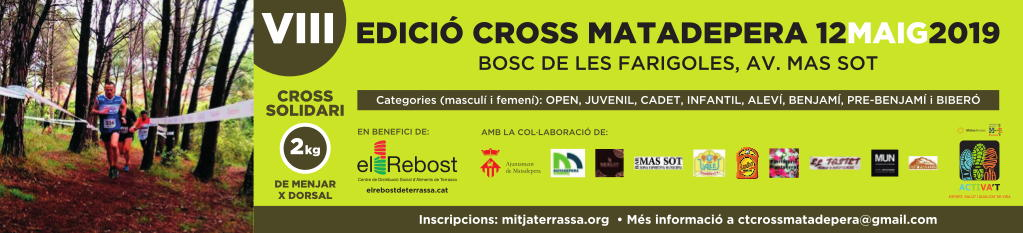 CROSS DE MATADEPERA 2019