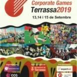 El cap de setmana del 13, 14 i 15 de setembre, Terrassa serà l'escenari dels Corporate Games, uns jocs esportius on el binomi empresa-esport són indivisibles.