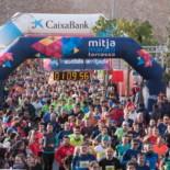 El Bannouri i Mireia Pons s'imposen en la XXI Mitja Marató Terrassa