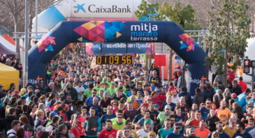 Sortida Mitja Marató 2020