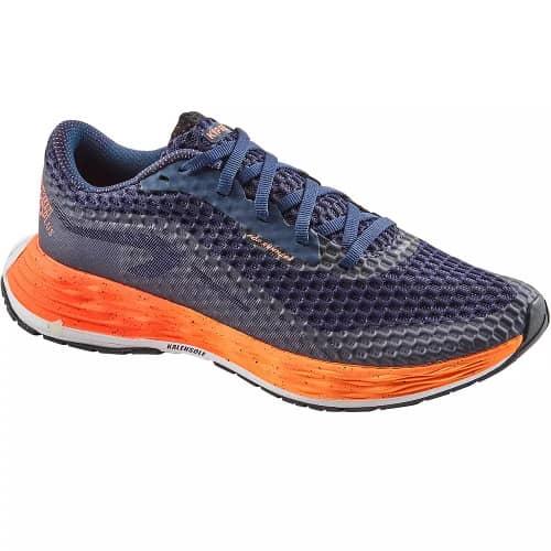 Zapatillas-Running-Kiprun-KD-PLUS-Mujer-Azul-Naranja